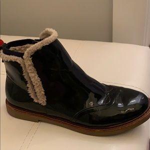 Zara Girls Shoes - blue, size 38